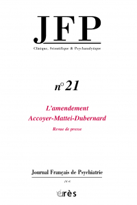 Amendement Accoyer-Mattei-Dubernard