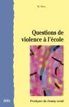 Questions de violence à l'école