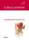 La politique après Freud et Lacan