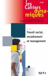 Travail social, encadrement et management