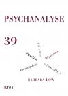 PSYCHANALYSE 39 : Pulsion. Répétition. Wittgenstein. Barbara Low