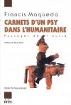 Carnets d'un psy dans l'humanitaire