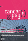 EBMT 2017 : special issue psychologists' topic