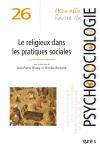 Le religieux dans les pratiques sociales