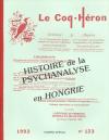Histoire de la psychanalyse en Hongrie