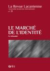 Le marché de l'identité