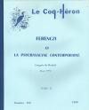 Ferenczi et la psychanalyse contemporaine