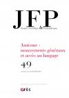 Autisme : mouvements généraux et accès au langage