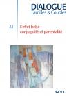 L'effet bébé : conjugalité et parentalité