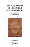 Des fondements de la clinique psychanalytique