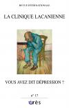 Vous avez dit dépression ?