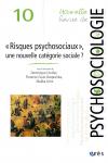 Risques psychosociaux, une nouvelle catégorie sociale ?