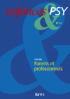 Parents et professionnels