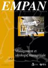 Management et idéologie managériale