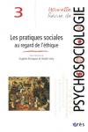 Les pratiques sociales au regard de l'éthique