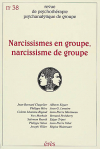 Narcissismes en groupe, narcissisme de groupe