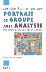 Portrait de groupe avec analyste