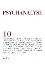 L'amour, l'occulte et le phallus (Suite)