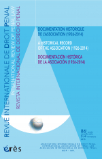 Documentation historique de l'association (1926-2014)