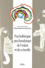 Psychothérapie psychanalytique de l'enfant et de sa famille
