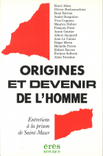 Origines et devenir de l homme