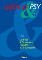 Du bébé à l'adolescent, l'impact du traumatisme