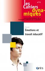 Emotions et travail éducatif