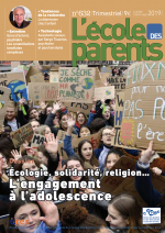 Écologie, solidarité, religion… L'engagement à l'adolescence