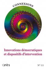 Innovations démocratiques et dispositifs d'intervention