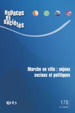 Marche en ville : enjeux sociaux et politiques