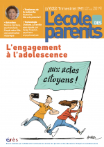 L'engagement à l'adolescence