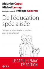 De l'éducation spécialisée (NE)