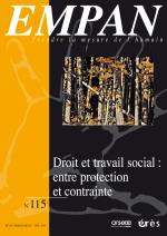 Droit et travail social : entre protection et contrainte