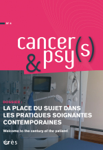 La place du sujet dans les pratiques soignantes contemporaines