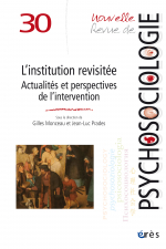 L'institution revisitée
