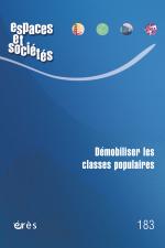 Démobiliser les classes populaires