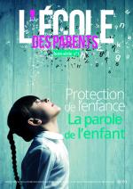 Protection de l'enfance. La parole de l'enfant