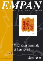 Médiation familiale et lien social
