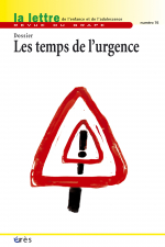 Le temps de l'urgence