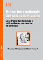 Droits des femmes : militantisme, recherche et politique