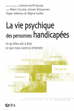 La vie psychique des personnes handicapées