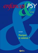 Pourquoi la violence ?