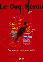 Psychanalyse, politique et société