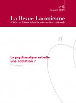 La psychanalyse est-elle une addiction ?