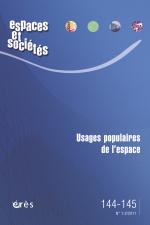 Usages populaires de l'espace