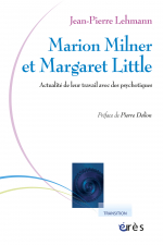 Marion Milner et Margaret Little