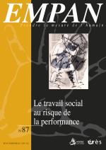 Le travail social au risque de la performance