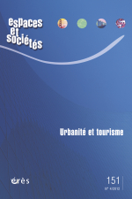 Urbanité et tourisme