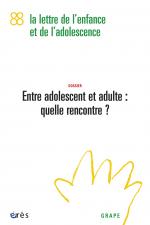 Entre adolescent et adulte : quelle rencontre ?