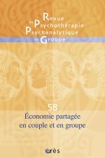 Economie psychique en couple et en groupe